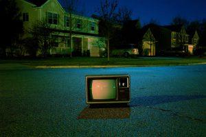 テレビの今昔